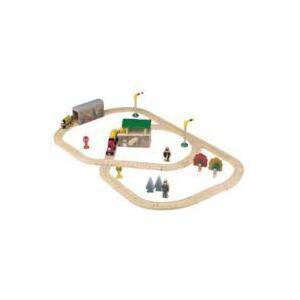 Thomas(機関車トーマス) The Tank Engine: Around the Barrel Loader セット
