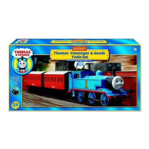 Hornby Thomas(機関車トーマス) & Friends Passenger & Goods Train セット