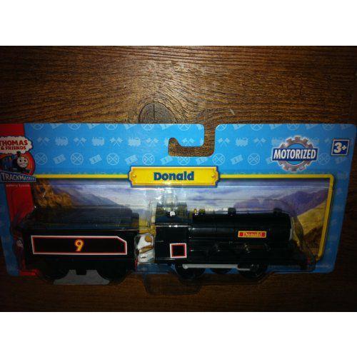 Thomas(機関車トーマス) & Friends Trackmaster ドナルド Motorized