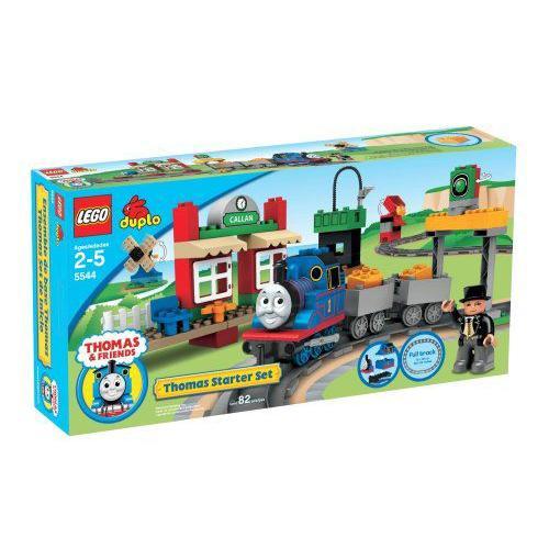 LEGO Duplo Thomas(機関車トーマス) Starter セット (5544)