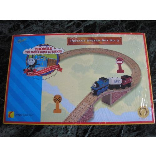Thomas(機関車トーマス) the Tank Engine & Friends Instant System セット No. 2 1995