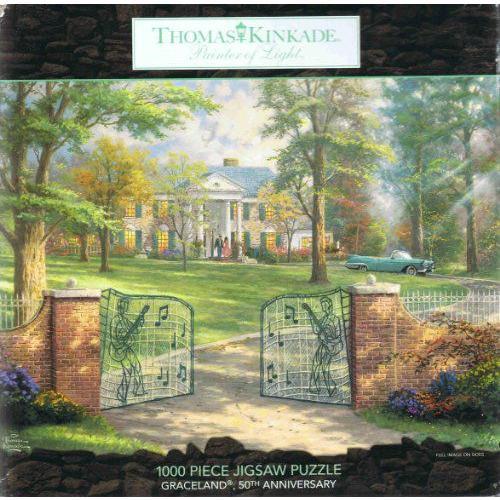 Thomas(機関車トーマス) Kinkade Graceland パズル