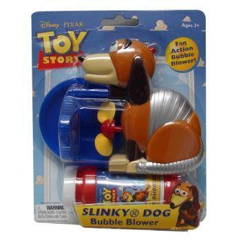 Toy Story(トイストーリー) 3 Slinky Dog Bubble Blower ケース パック 60