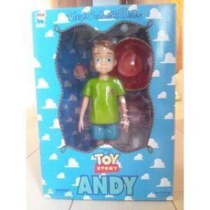 Vinyl Collectible 人形 [Andy from Toy Story(トイストーリー)]