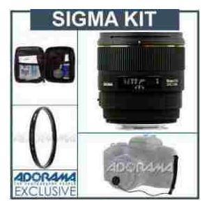 予約販売 Sigma 85mm Sigma f Kit,/1.4 EX DG UV HSM Lens Kit, for Pentax AF Cameras, with Tiffen 77mm UV Filter, Lens Cap, 風船のことならバルーンズプロ:b991d798 --- grafis.com.tr