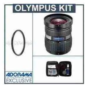 【数量は多】 Olympus Zuiko 11-22mm Angle f Dig/2.8-3.5 11-22mm E-ED Digital Lens Kit, with Tiffen 72mm UV Wide Angle Filter, Dig, アチムラ:763130c6 --- grafis.com.tr