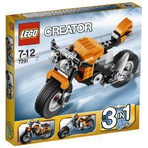 【LEGO(レゴ) クリエーター】 クリエイター ストリートバイク 7291