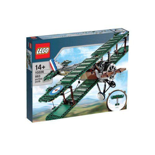 【LEGO(レゴ) クリエーター】 クリエイター ソプウィズ・キャメル 10226