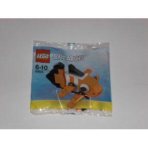 【LEGO(レゴ) クリエーター】 CREATOR 30025 Clown Fish クリエイター かくれクマノミ