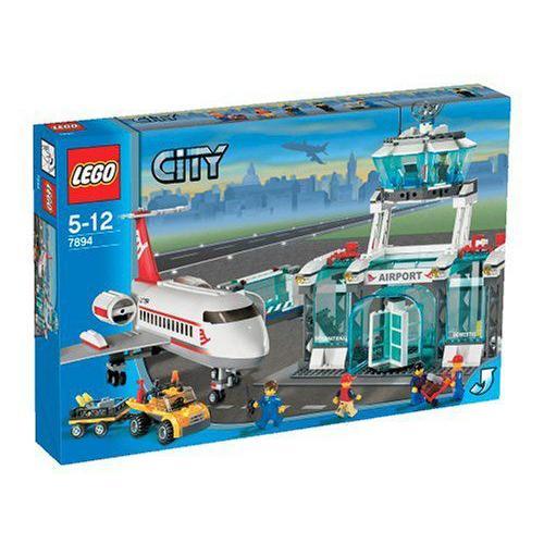 【LEGO(レゴ) シティ】 シティ 空港 7894