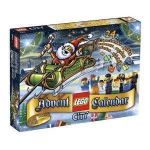 【LEGO(レゴ) シティ】 シティ アドベントカレンダー 7904