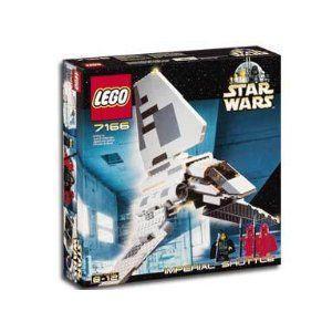 【LEGO(レゴ) スターウォーズ】 スターウォーズ 7166 インペリアル・シャトル