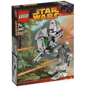 【LEGO(レゴ) スターウォーズ】 スター・ウォーズ クローンスカウト・ウォーカー 7250