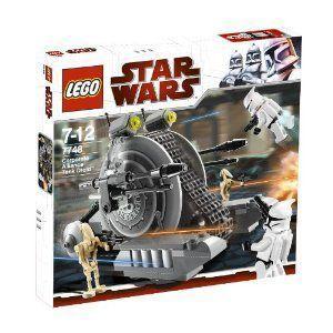 【LEGO(レゴ) スターウォーズ】 スターウォーズ コーポレート・アライアンス・タンク・ドロイド 7748