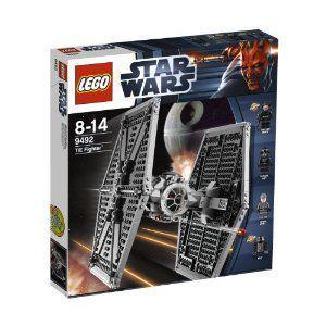 【LEGO(レゴ) スターウォーズ】 スター・ウォーズ タイ・ファイター TM 9492