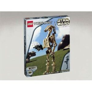 【LEGO(レゴ) テクニック】 テクニック スターウォーズ バトルドロイド 8001