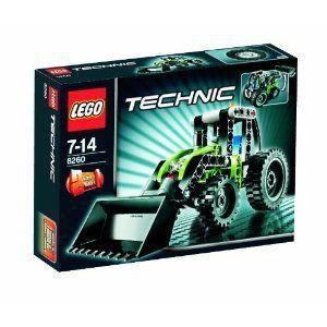 【LEGO(レゴ) テクニック】 テクニック トラクター 8260