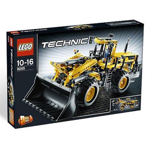 【LEGO(レゴ) テクニック】 テクニック フロントローダー 8265