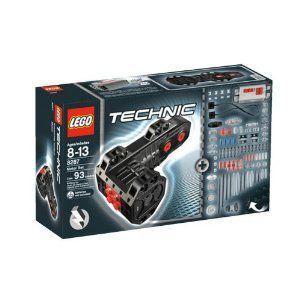 【LEGO(レゴ) テクニック】 テクニック 8287 Motor Box