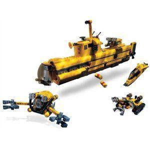 【LEGO(レゴ) デザイナー】 デザイナー サブマリン 4888