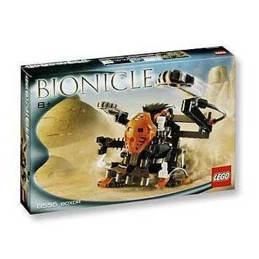 【LEGO(レゴ) バイオニクル】 バイオニクル 8556 Boxor