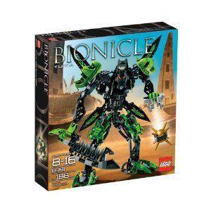 【LEGO(レゴ) バイオニクル】 8991 BIONICLE Warriors Tuma バイオニクル ウォリアーズ・テューマ