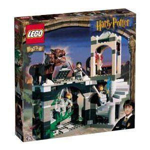 【LEGO(レゴ) ハリーポッター】 ハリー・ポッター 4706 禁じられた廊下