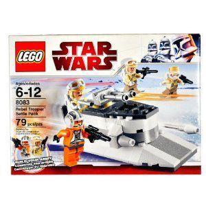 """【LEGO(レゴ) スターウォーズ】 Year 2010 スターウォーズ ムービー シリーズ """"The Empire Strikes Back"""" セット # 8083"""