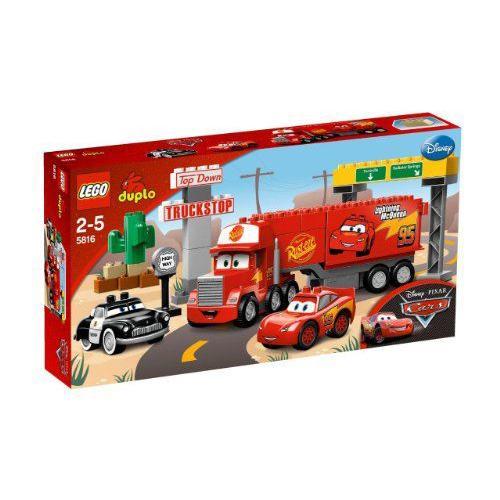 【LEGO(レゴ) デュプロ】 デュプロ カーズ マックの遠征 5816