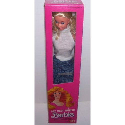 1979 ビンテージ バービー人形 My Best Friend Barbie(バービー)