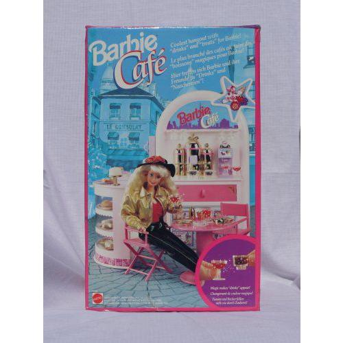 Barbie(バービー) Cafe (Made for the European Market (1992)