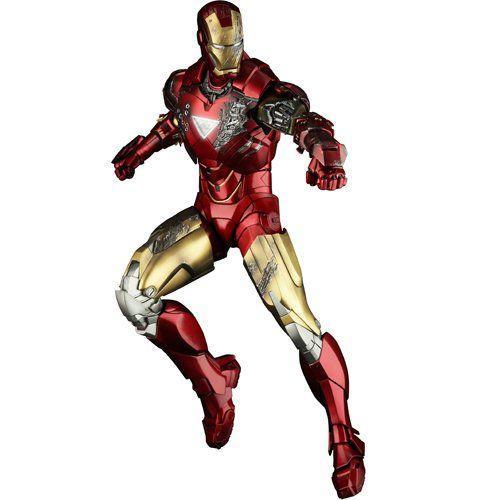 ホットトイズ アイアンマン マークVI - マーベル 12インチ Doll フィギュア アイアンマン 2