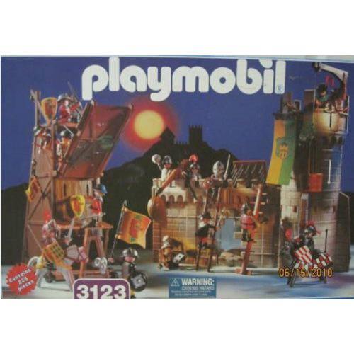 Playmobil(プレイモービル) 3123 Castle Assault Grand Play Set