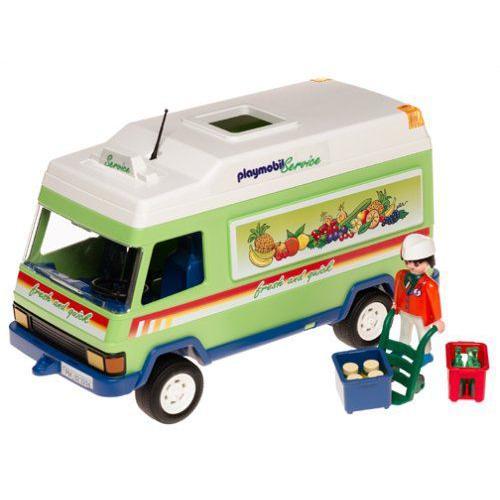 Playmobil(プレイモービル) スーパーマーケット 配送車 3204