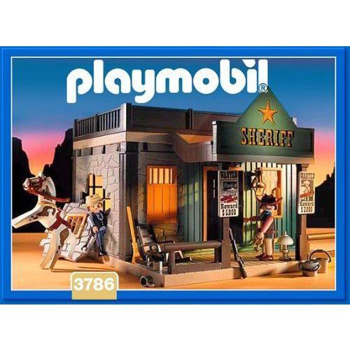 Playmobil(プレイモービル) Sherriff's Office Jailcell