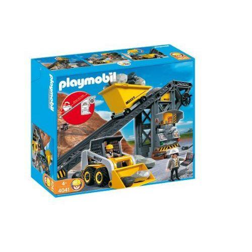 Playmobil(プレイモービル) 4041 Transport セット Conveyor ベルト