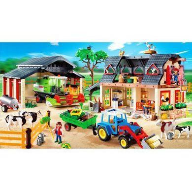 Playmobil(プレイモービル) 4055 Farm Value Set