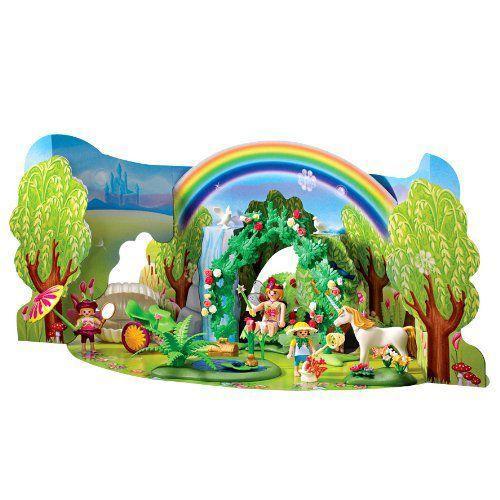 Playmobil(プレイモービル) アドベントカレンダー: Unicorn Fairy World