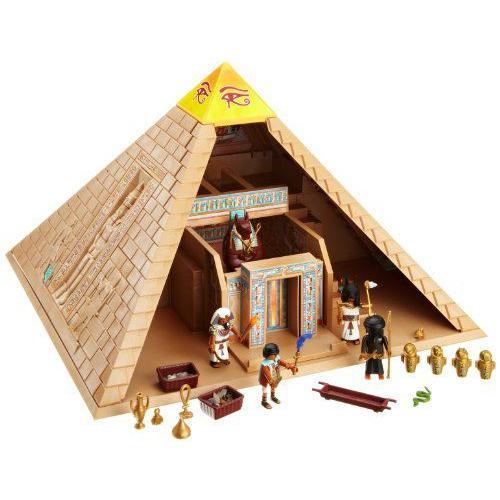 Playmobil(プレイモービル) 4240 ピラミッド Romans Egyptians セット Pyramid