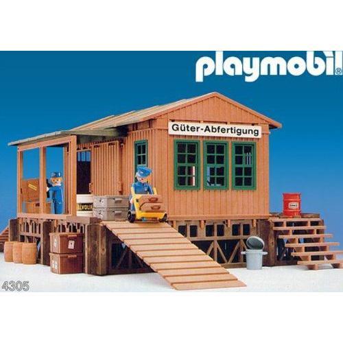 Playmobil(プレイモービル) Old-timer トレイン 4305