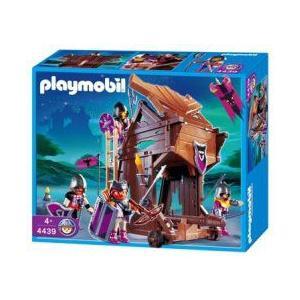 Playmobil(プレイモービル) 戦士・バイキング バッファロー軍の攻撃塔 4439