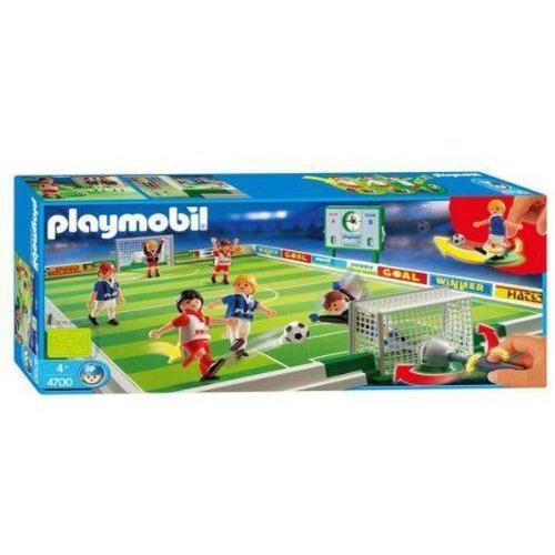 Playmobil(プレイモービル) Groe Fuball-Arena im KlappKoffer サッカー ゲーム 4725