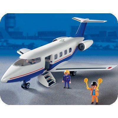 Playmobil(プレイモービル) Airport - Airplane (5726)