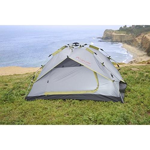 2人用 バックパッキング テント アウトドア キャンプ