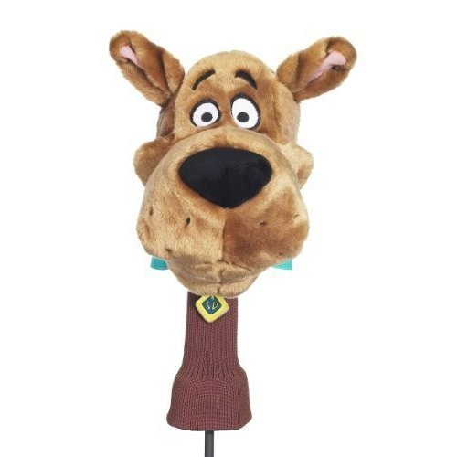 Creative Covers for Golf Scooby-Doo Head Cover by Soft Stuff Creations Inc.