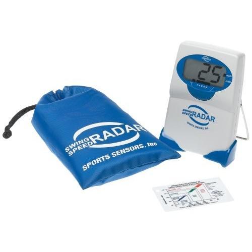スピードを分析★スピードレーダースイング Sports Sensorst社