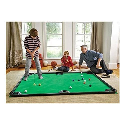室内用ゴルフゲーム/ 孫と一緒に/ HearthSong Golf Pool Indoor Game