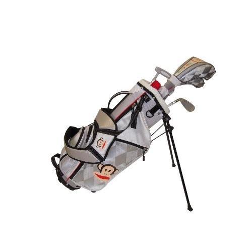 [ポールフランク] Paul Frank Golf 5-Piece Junior Set with Bag (Ages 6-8)
