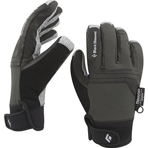 (ブラックダイヤモンド) 黒 Diamond メンズ スキー グローブ Arc Glove