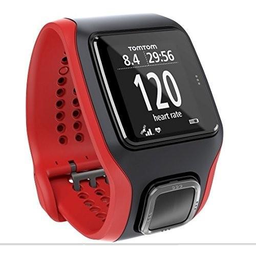 最安値 TomTom Runner ハー Cardio Heart GPS Watch with ウォッチ Heart Rate Monitor トムトムランナーカーディオ GPS ウォッチ ハー, JOYライト:e1cfff92 --- airmodconsu.dominiotemporario.com